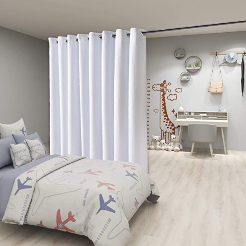 the guide to room divider curtains