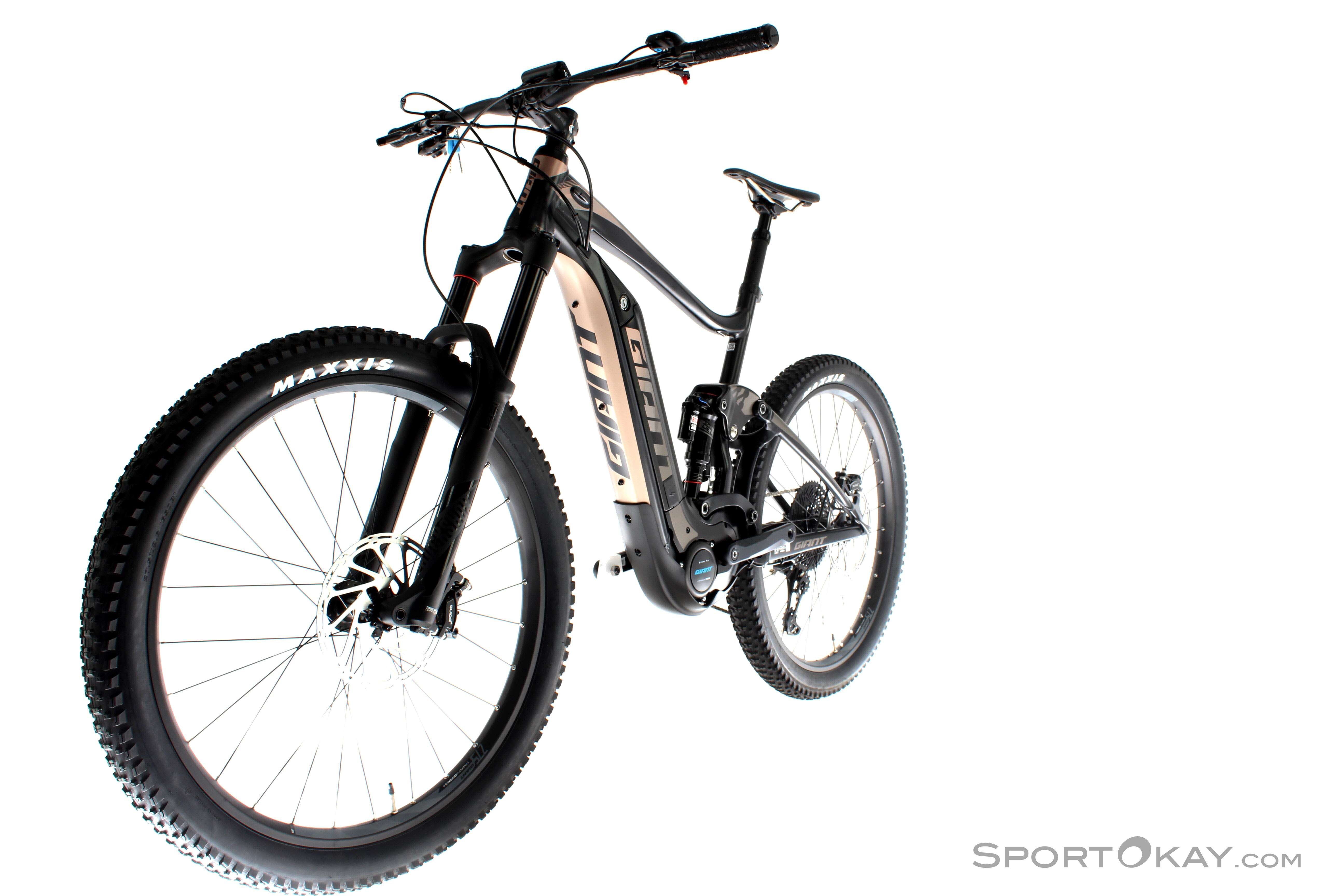 Giant Full E 0 Sx Pro E Bike All Mountainbike
