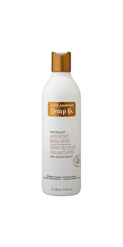 Buy North American Hemp Co  Hemp Holy Grail Body Lotion at Well ca     Hemp Holy Grail Body Lotion at Well ca   Free Shipping  35  in Canada