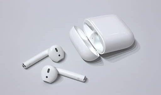 Apple AirPods 2e generatie H1 chip