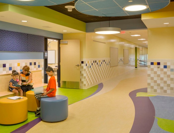 Designing Breakout Spaces For Schools Dra Architects