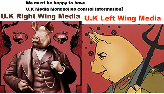 , My Philosophy and Message of Suggestive Education for the U.K Media Journalists: Why I call you, U.K Media Writers of left and right political spectrum, New Nazis and Enemies of Justice and Freedom