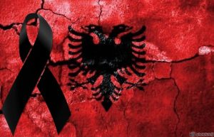 , We, Albanians, are mourning the victims of a Natural Tragedy. Still I see love in pain. I see a united Albania, United Balkan Nations and United people working for Humanity