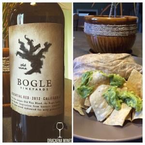 Bogle, Dracaena, wine