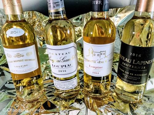 Golden Bordeaux, Sauternes