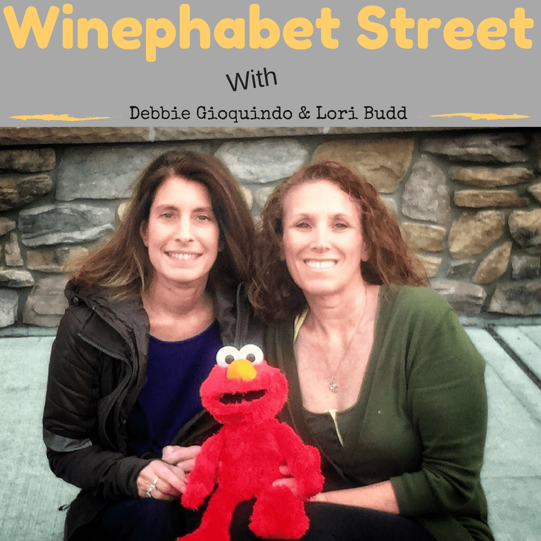 Debbie and me Winephabet Street
