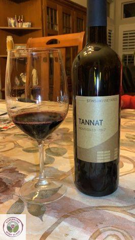 Stinson Vineyard Tannat