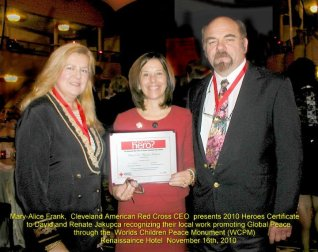 American Red Cross Heroes Award 2010