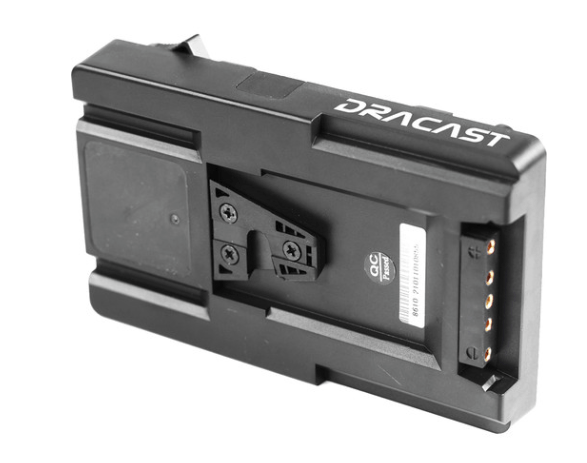 Dracast V-Mount to Gold Mount Adapter