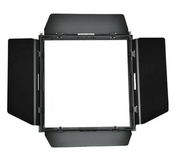 Dracast Barndoors for Silver Series LED500