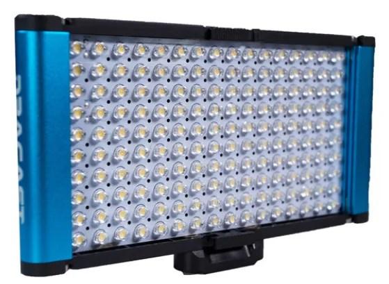 Dracast Camlux Pro Bi-Color On-Camera Light Kit