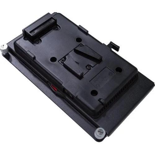 Dracast V-Mount Battery Plate for LED500 Pro and Plus LED Panels