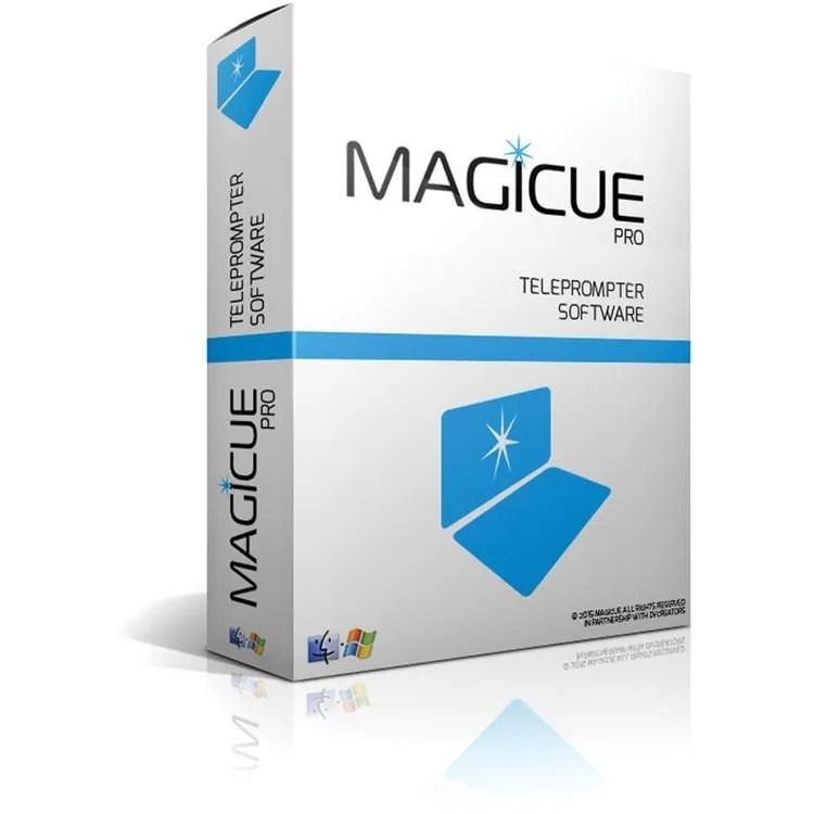 MAGICUE SOFTWARE BOX