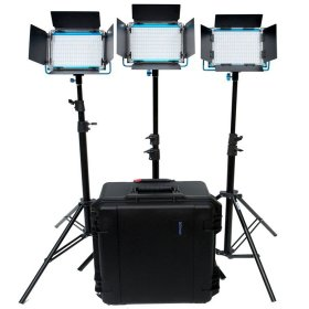 Dracast Light Kits