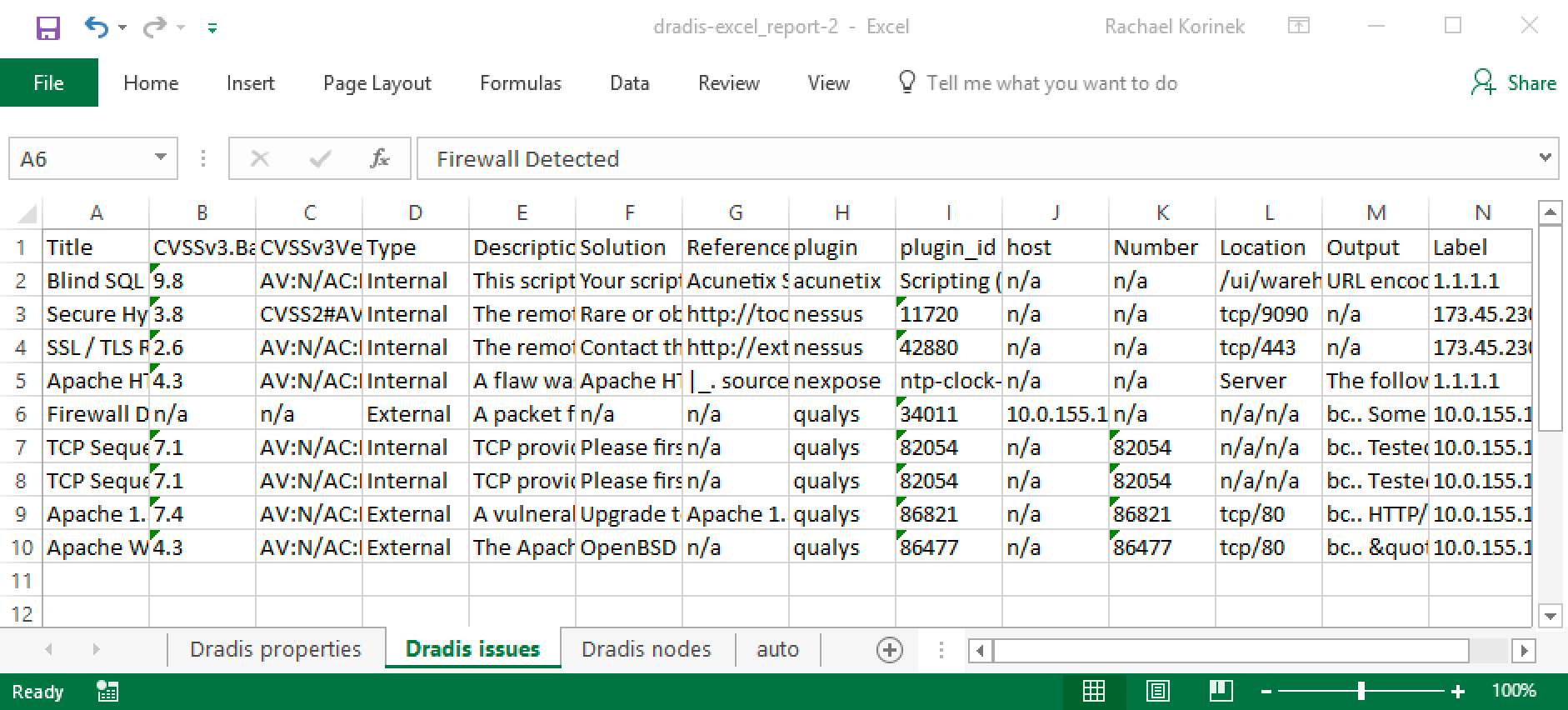 Create An Excel Template