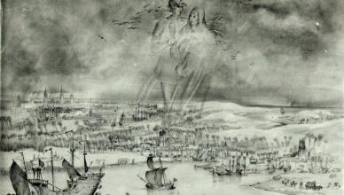 Tijl en Nele in Vlaanderen door René De Coninck (1907-1978)