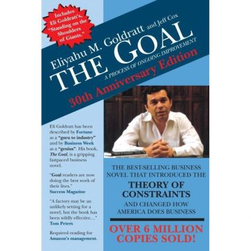 The Goal – my recommendation for #WorldBookDay2019