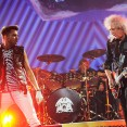 Queen, Adam Lambert, Brian May