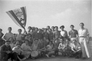 Bergen Belsen Displaced Persons Camp