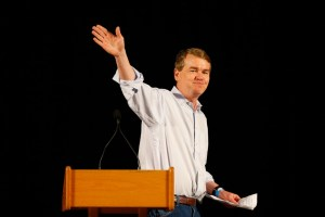 Andrew Romanoff Colorado  Sen.  Michael  Bennet  tips  about  joining  crowded  Democratic  race  for  president