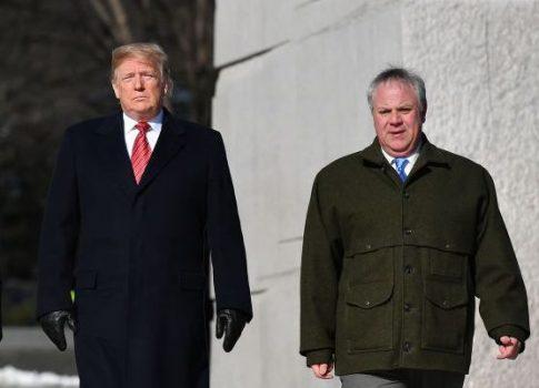 Cory Gardner Trump  to  Nominate  David  Bernhardt  as  Next  Interior  Secretary
