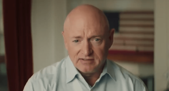 Cory Gardner Uh  oh:  Gifford's  partner  to  take  on  McSally  for  McCain  seat  in  2020