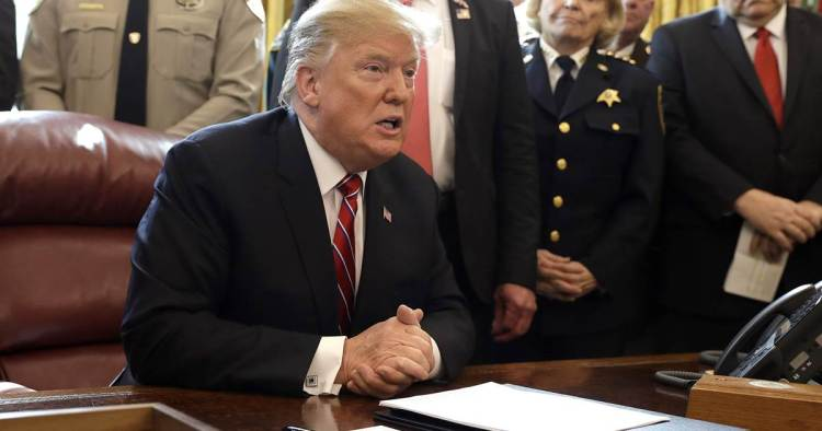 Cory Gardner Trump  concerns  very first  veto,  declining  measure  to  overturn  border  declaration