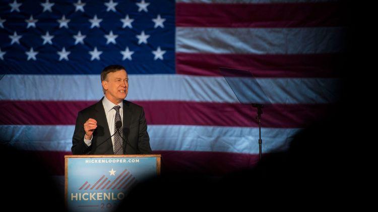 Cory Gardner Ex-Colorado Gov. John Hickenlooper slams President Trump at presidential campaign kickoff