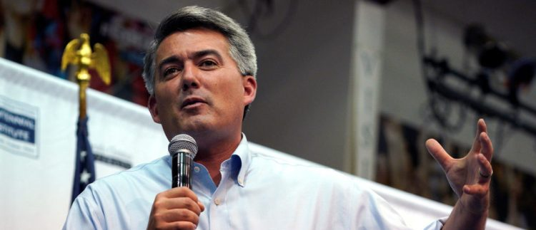 Cory Gardner Cory Gardner Knocks Democrats' 'Double Standard' On Trump's Candidate For Interior Secretary