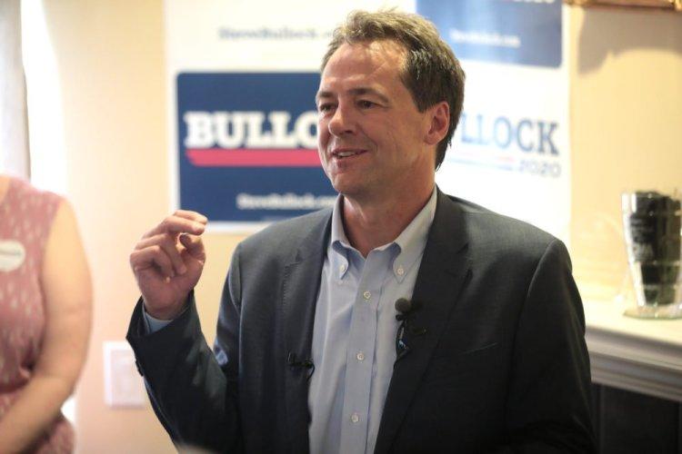 Andrew Romanoff Montana Governor Steve Bullock Launches Senate Bid Against Steve Daines