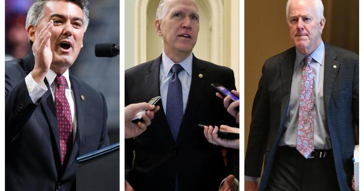 Cory Gardner Hispanic group zeroes in on three high-profile GOP senators