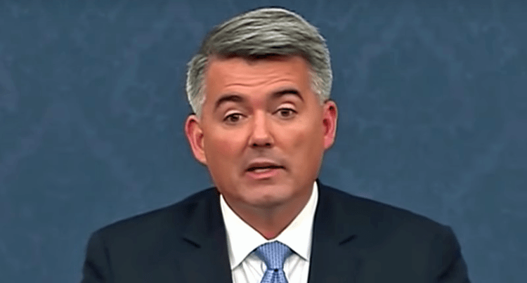 Cory Gardner Vulnerable Republican threatens to block Senate recess as his constituents sour on his coronavirus response