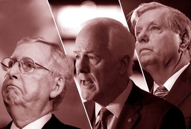 """Cory Gardner """"Awful news for Republican Senate candidates"""": Odds of GOP holding Senate suddenly collapse"""