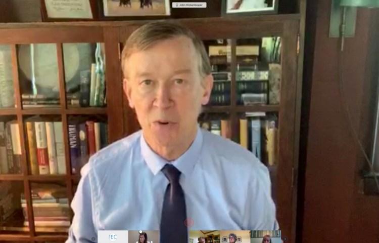 Andrew Romanoff John Hickenlooper fined $2,750 for ethics violations as Colorado governor