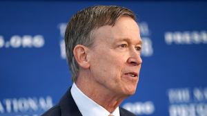 Andrew Romanoff Hickenlooper says sorry for resurfaced comment comparing himself to slave