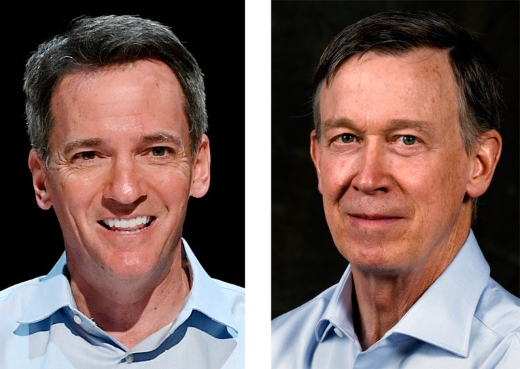 Andrew Romanoff How to enjoy: Senate candidates John Hickenlooper, Andrew Romanoff to debate in individual tonight
