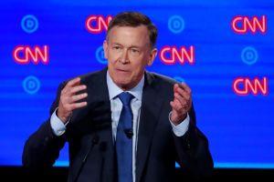 Andrew Romanoff Democrat Hickenlooper favored to win Colorado Senate primary despite stumbles