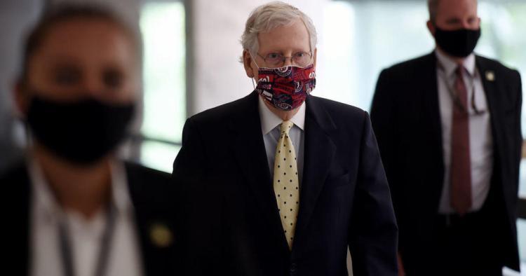 Cory Gardner Senate stalls on extending UI, as $600 weekly benefit expires