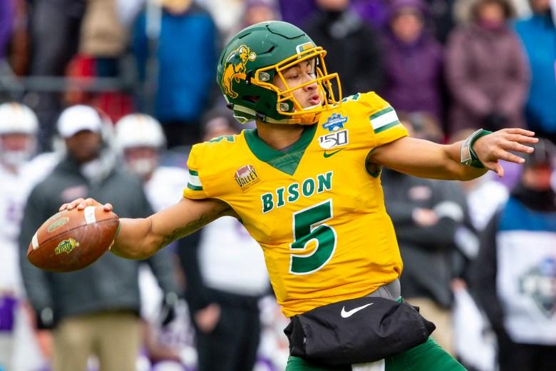 2021 NFL draft profile: North Dakota State QB Trey Lance