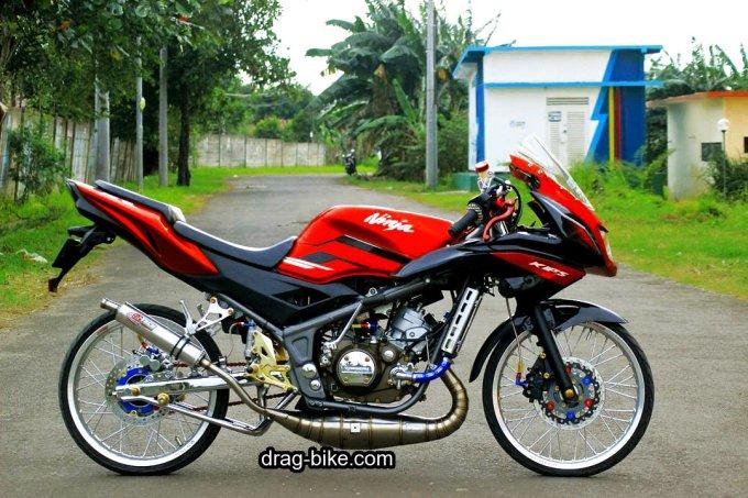 Gambar Motor Drag Bike Ninja | caferacer.1firts.com