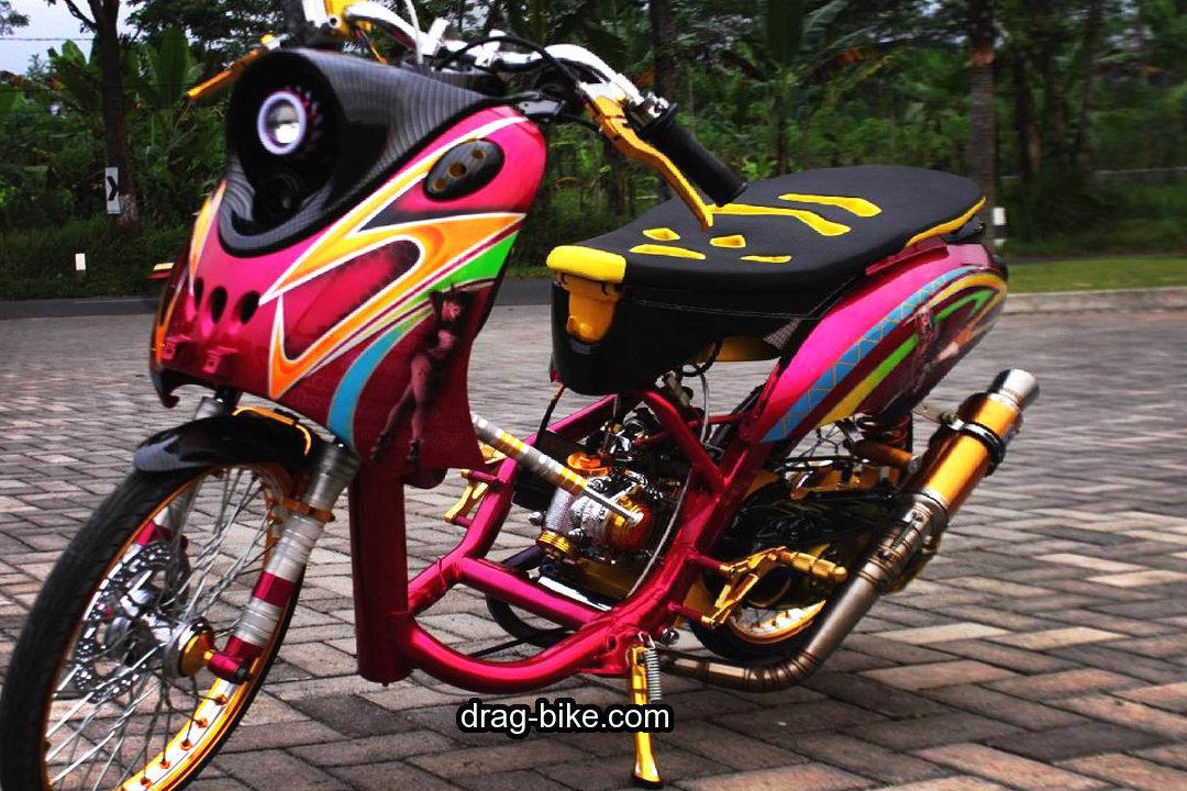 Foto Motor Drag Race Thailand