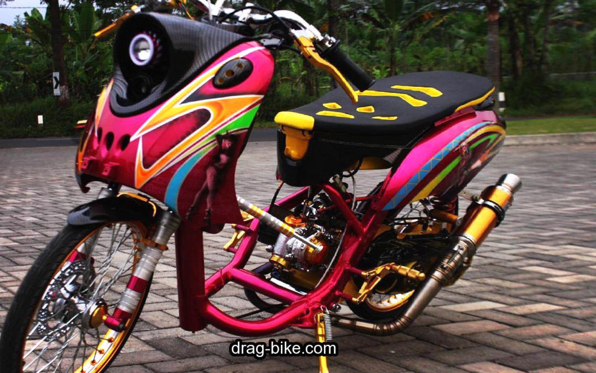Foto Motor Drag Bike Impremedia Net