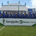 Sergipe e Confiança farão a final do Campeonato Sergipano sub-20
