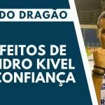 Os feitos de Leandro Kível pelo Confiança | #TBT do Dragão