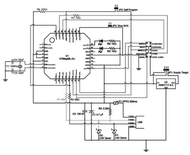 USBASP schematic