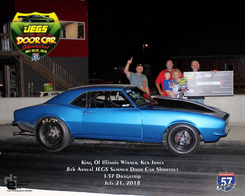 2018 jegs summer door car shootout king of illinois winner