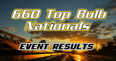 660 Top Bulb Nationals Event Results