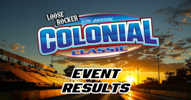 2018 Loose Rocker Colonial Classic Results