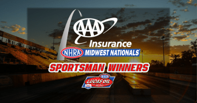 2018 AAA Insurance NHRA Midwest Nationals Sportsman Winners