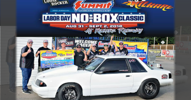 2018 Loose Rocker No Box Classic Results